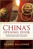 China's Opening Door Dennis Balcombe
