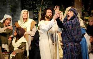 Jesus heal hand