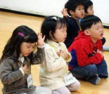 Child pray