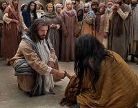woman&jesus
